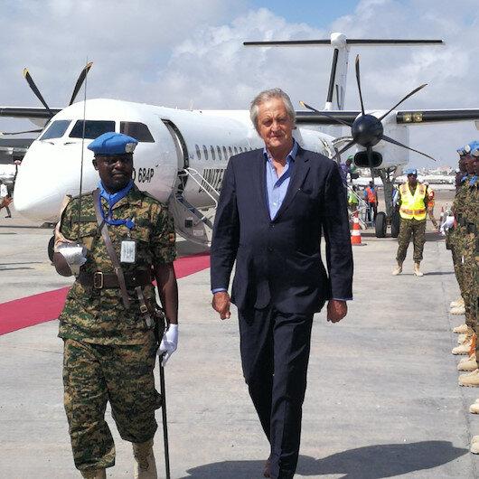 Somali'de istenmeyen adam