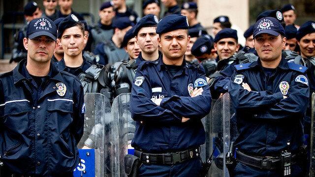 Polis memur maaşı belli oldu