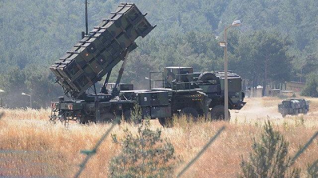 ABD Patriot teklifini Türkiye'ye sundu