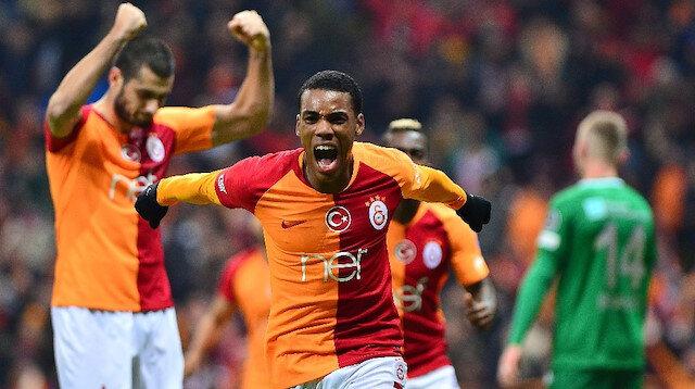 Garry Rodrigues, Galatasaray'a 3.5 milyon euro bonservis bedeliyle transfer olmuştu.