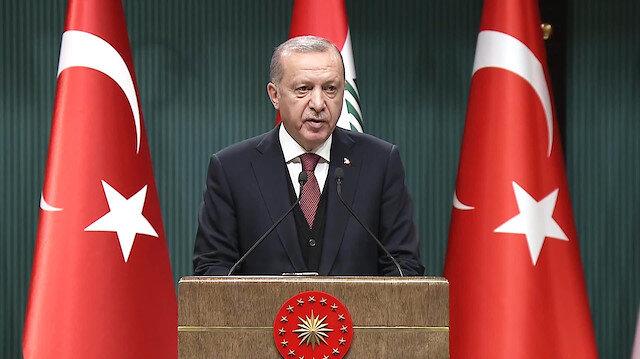 Cumhurbaşkanı Erdoğan: Iraka her türlü desteğe hazırız