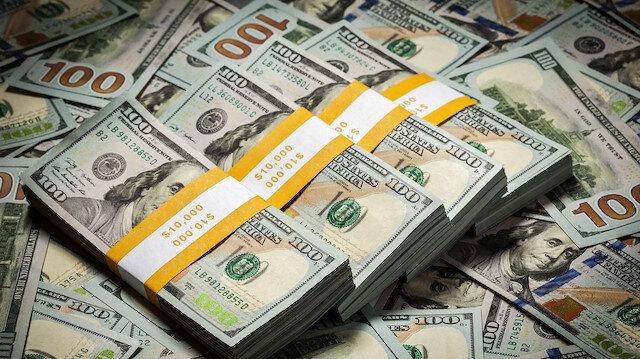 Dolar gece yarısı 5,87'yi gördü