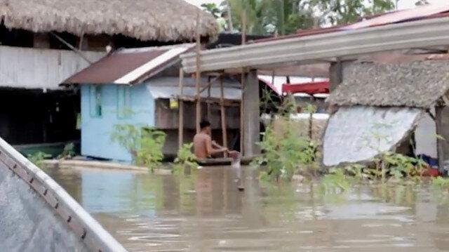 Tropical storm 'Usman' kills 86 in Philippines