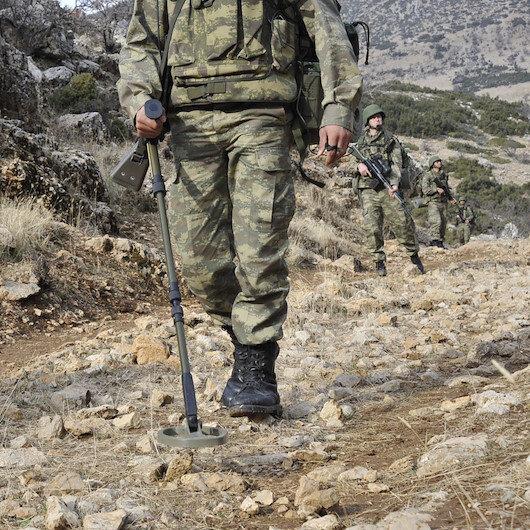 Iğdır'da roketli saldırı: Bir asker şehit