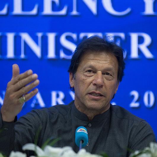 عمران خان: حان وقت رفع حجم التجارة بين باكستان وتركيا