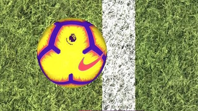 Manchester City-Liverpool maçında inanılmaz pozisyon