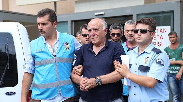 Hakan Şükür'ün babasına FETÖ'den 15 yıl hapis istemi