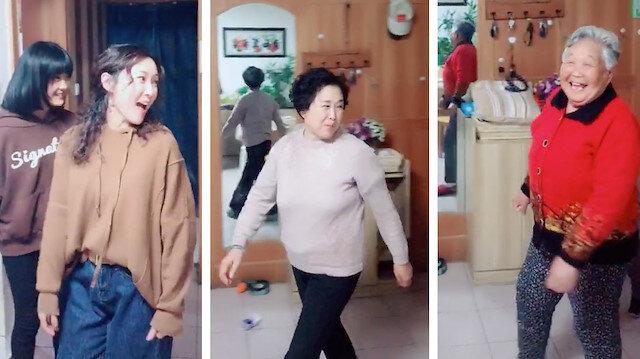 Çin'de yeni trend: Dört nesil bir arada