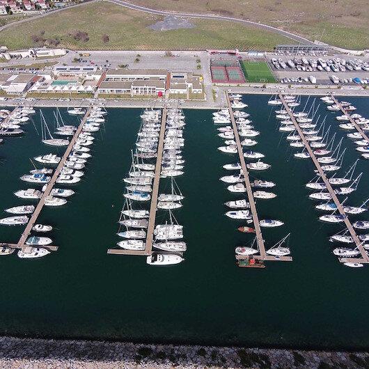Büyükçekmece Yat Limanı için durdurma kararı