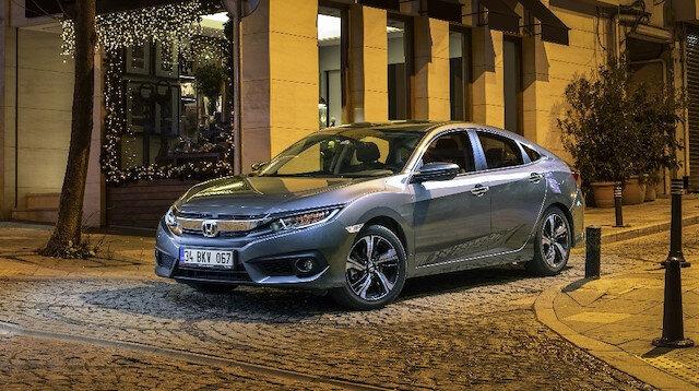 Honda Civic Sayesinde Türkiyede Rekora Imza Attı
