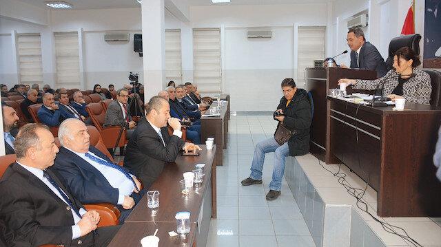 Karadeniz Ereğli Belediye Meclisi