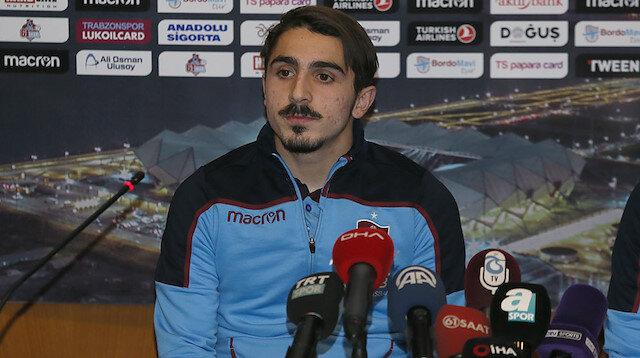 Abdülkadir Ömür, Antalya kampında açıklamalarda bulundu.