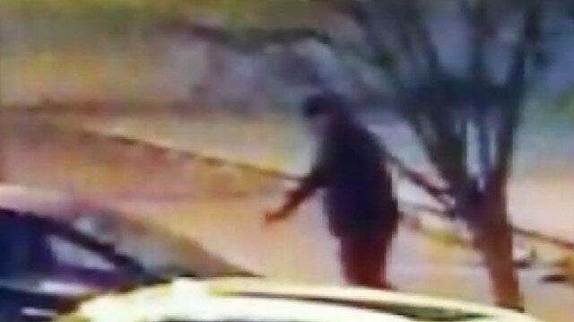 Kadın evlilik teklifini reddeden adamı sokakta öldürüldü