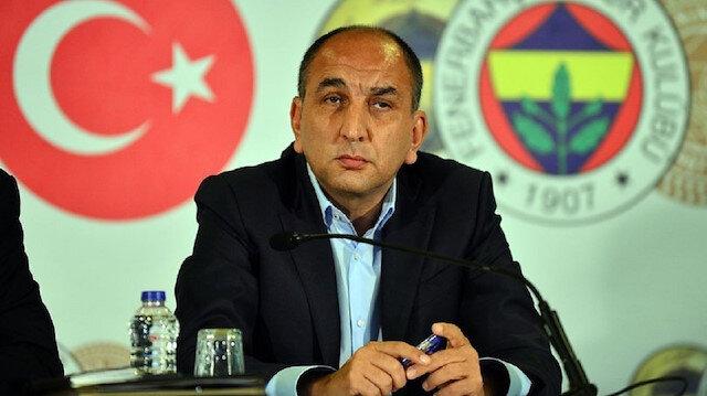 Fenerbahçe Başkanvekili Semih Özsoy.