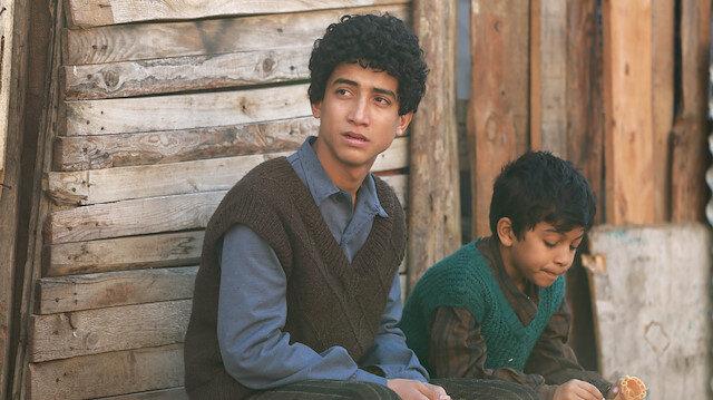 Müslüm filminde, Müslüm Gürses'in çocukluğunu canlandıran Şahin Kendirci.