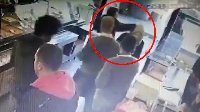 Ankara'da başörtülü genç kıza çirkin saldırı!