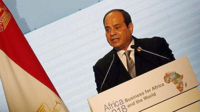Sisi: İsrail'le yardımlaşıyoruz