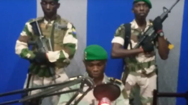 Gabon'da askeri darbe bastırıldı