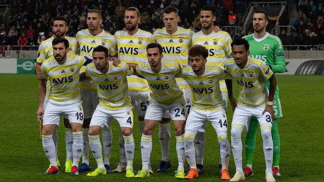 Diego Reyes, Fenerbahçe'de 10'u ilk 11 olmak üzere 14 resmi maça çıktı.