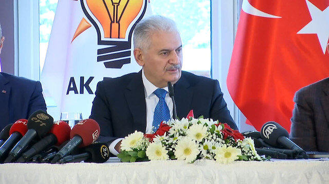 Binali Yıldırım: İstanbullu isteyecek biz yapacağız