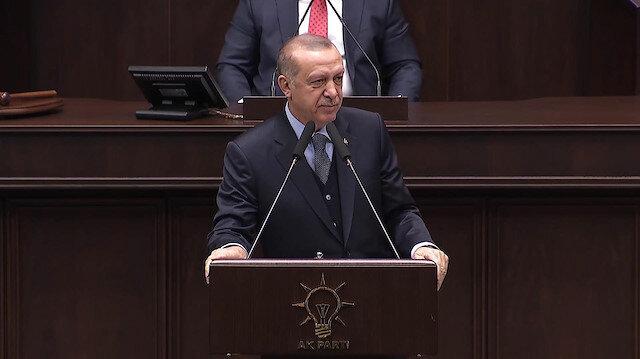 Erdoğan: 'Arabistan'a gidin' demek faşistliğin en sefil halidir