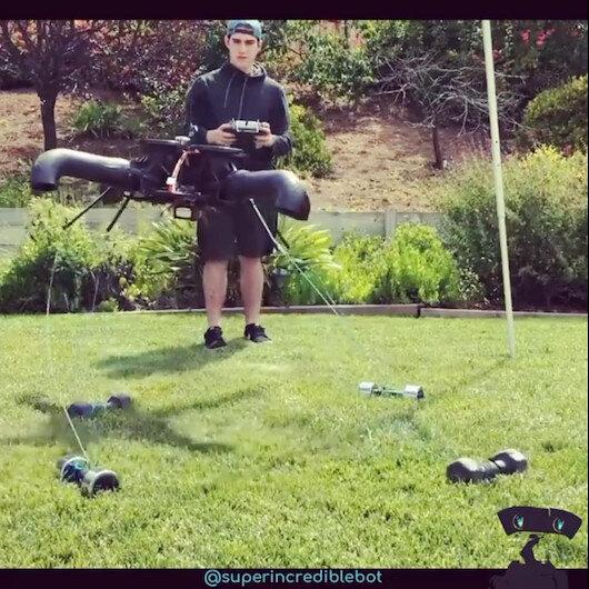 Pervanesiz drone