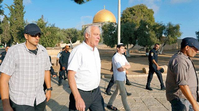 Yavuz hırsız İsrail