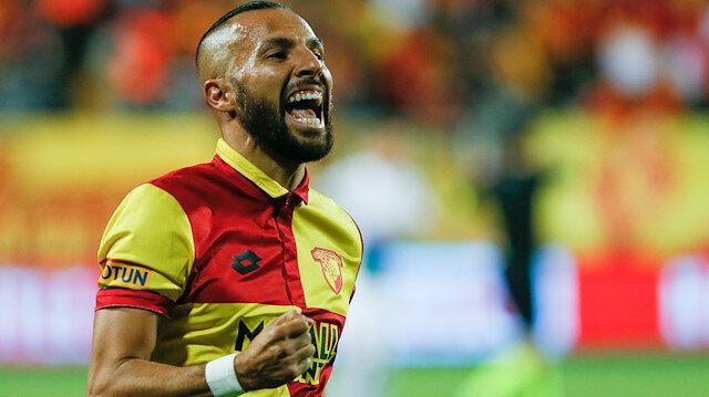 Yasin Öztekin bu sezon Göztepe formasıyla çıktığı 16 maçta  7 gol atarken 2 de asist yaptı.