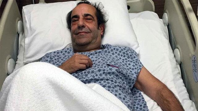 Müzisyen Özkan Uğur ameliyat oldu