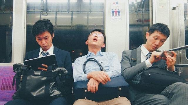 Japonya'da uyku molası yaygınlaşıyor