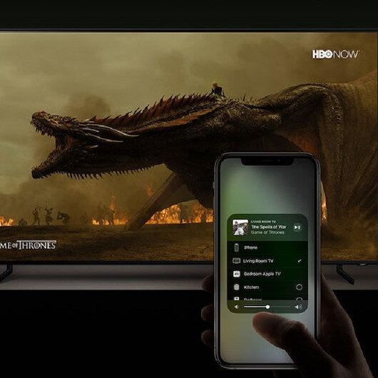 iTunes'u Samsung TV'lere geliyor