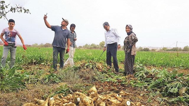 Çiftçiye 2,2 milyar liralık ödeme