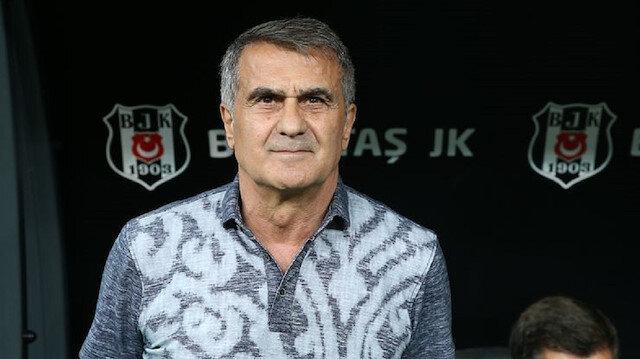 Şenol Güneş yönetimindeki Beşiktaş, Süper Lig'in ilk yarısını 7. sırada tamamladı.