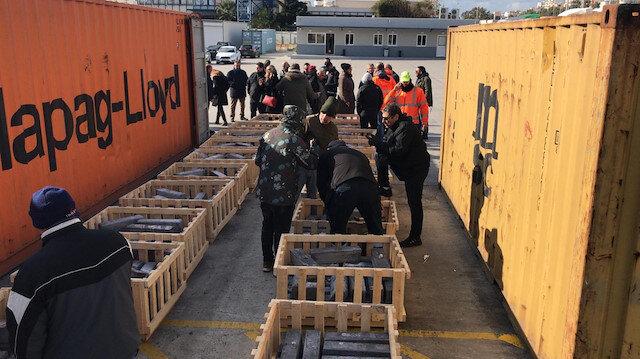 Türk ve Yunan polislerinden ortak operasyon: 1 milyon hap ele geçirildi