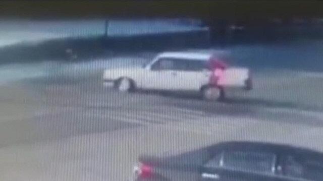 Drift yapan sürücüye ağır ceza