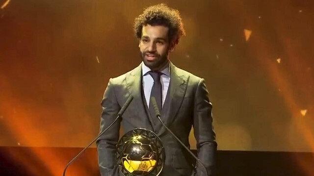 المصري صلاح أفضل لاعب إفريقي لعام 2018