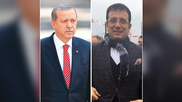 Erdoğan ile İmamoğlu yarın görüşecek