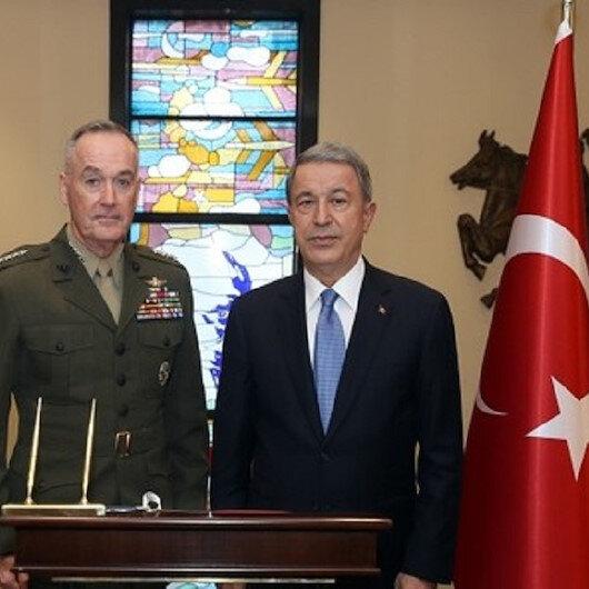 الأركان الأمريكية: ناقشنا مع تركيا عملية انسحابنا من سوريا