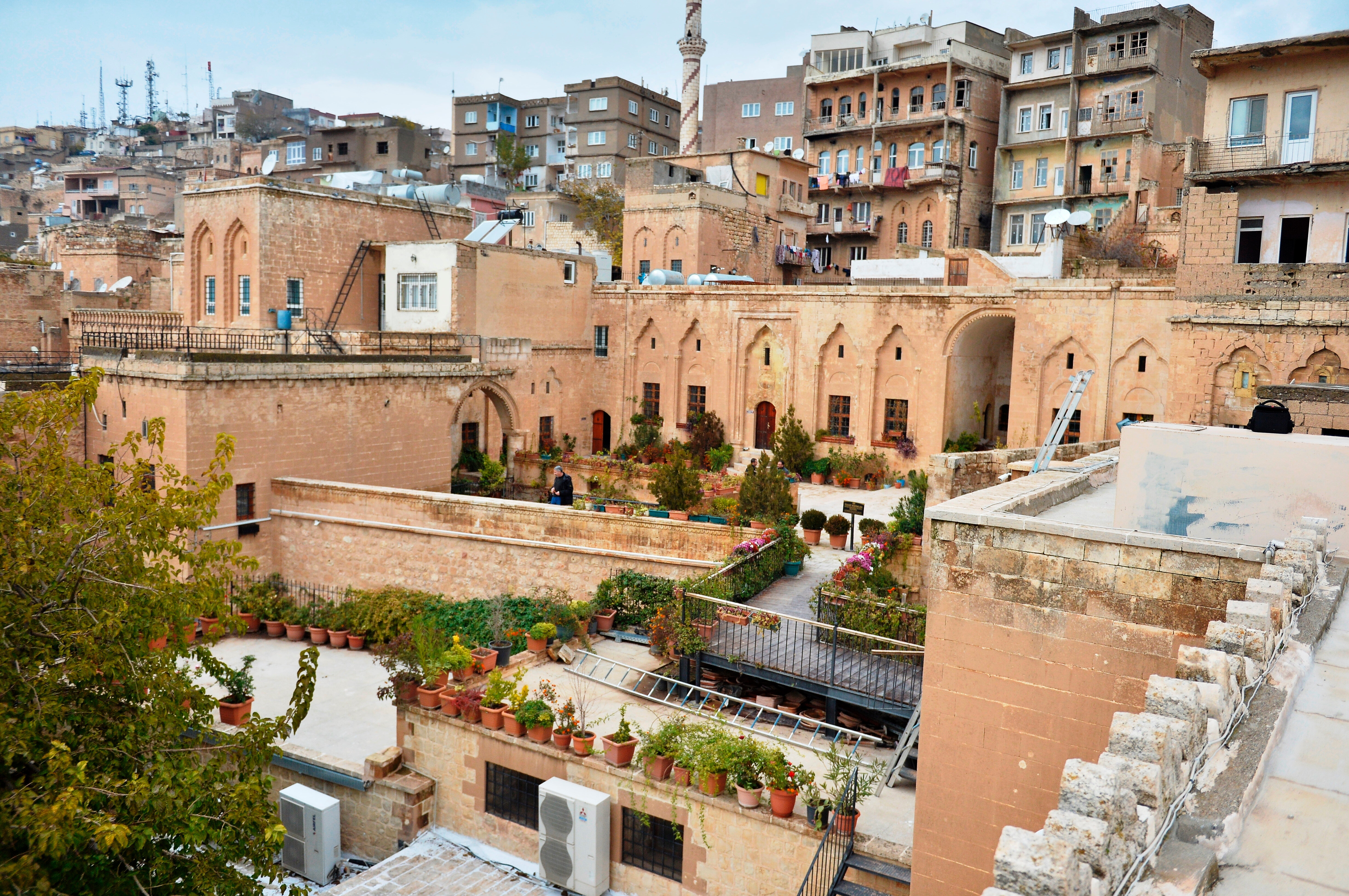 A view from the eastern provinces of Mardin