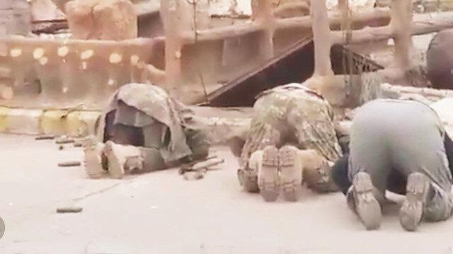 Asker yetmedi fetva ile geliyorlar
