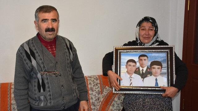120 Bin TL dolandırılan şehit ailesi Cumhurbaşkanı Erdoğana seslendi