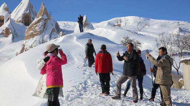 كبادوكيا التركية تحقق رقمًا قياسيًّا في أعداد السياح خلال 2018