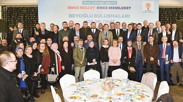 'Binali Yıldırım İstanbul'un şansıdır'