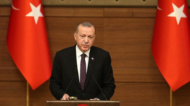 أردوغان: الفن والثقافة لا يقلان أهمية عن مكافحة الإرهاب