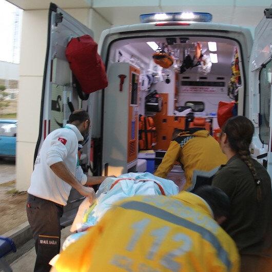 Burdur'da fabrikada yağ sobası patladı: 2'si ağır, 6 yaralı