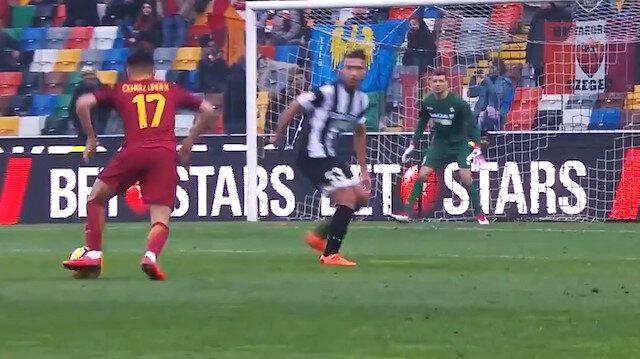 Cengiz Ünder'in golü 2018 yılının en iyi golü seçildi