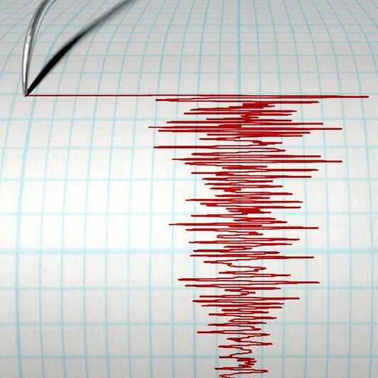 Datça'da 4,8 şiddetinde deprem