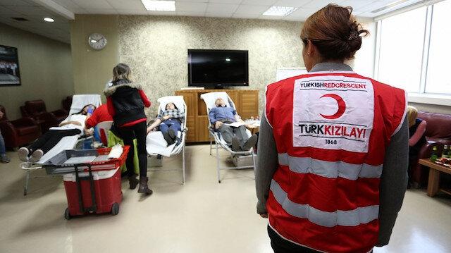 Kızılay'dan acil çağrı: Kan stokları azaldı 9 bin ünite bağış lazım
