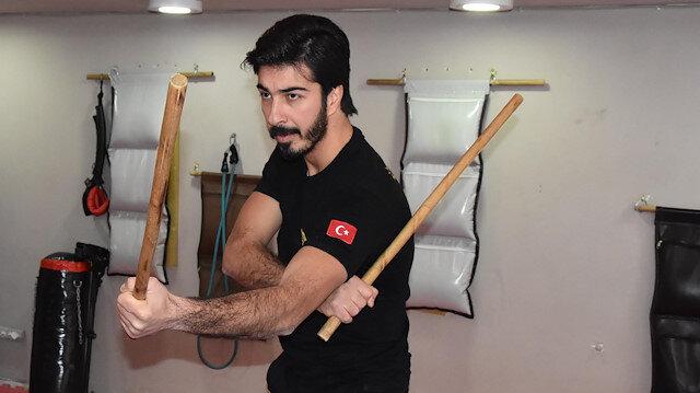 İzmir'de Cumhur İttifakı'nın Narlıdere'den aday gösterdiği Süleyman Kocabıyık