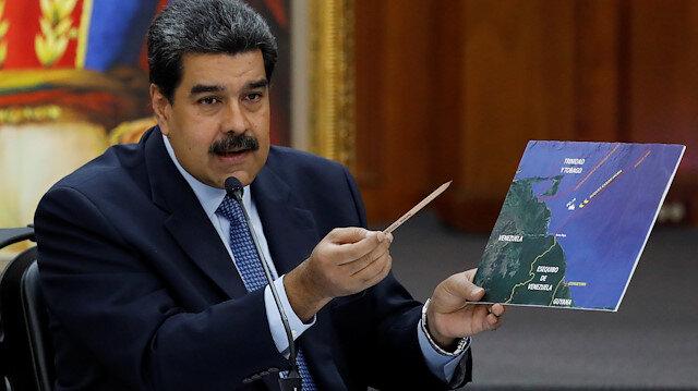 Nicolas Maduro, Venezuela Devlet Başkanı
